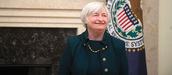 Town Hall with Former Chairwoman Yellen: A Program for Educators
